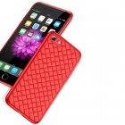 3D чехол Baseus BV Weaving красный для iPhone 6/6S