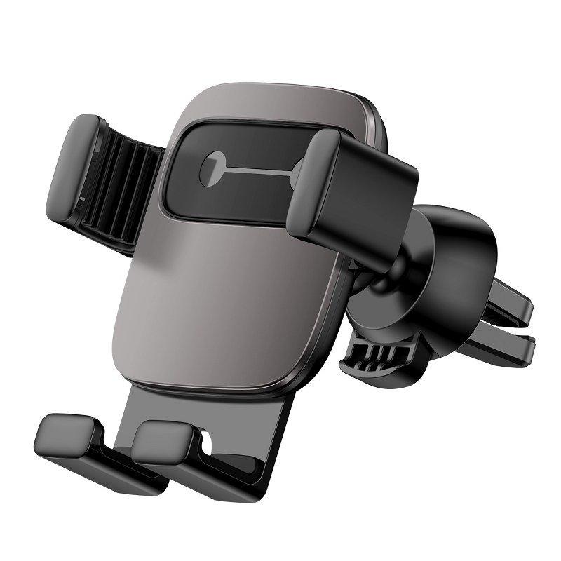 Держатель Baseus Cube Gravity Vehicle-mounted Holder черный