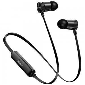 Беспроводные наушники Baseus Encok Sports Wireless Earphone S07 черные