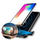 Внешний беспроводной аккумулятор Baseus Full Screen Bracket 8000mAh черный