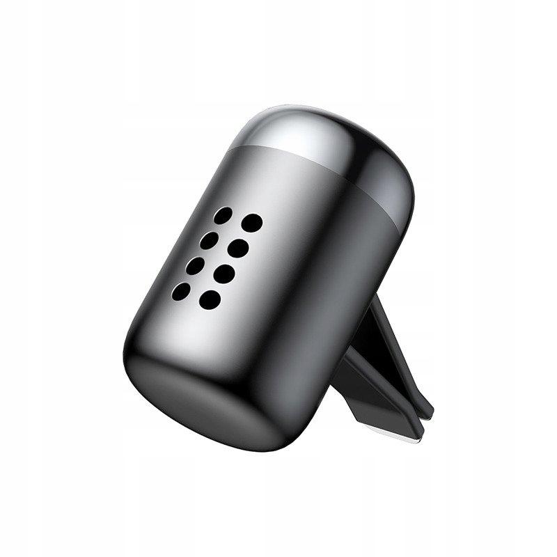 Ароматизатор в машину Baseus Horizontal Chubby Car Air Freshener черный