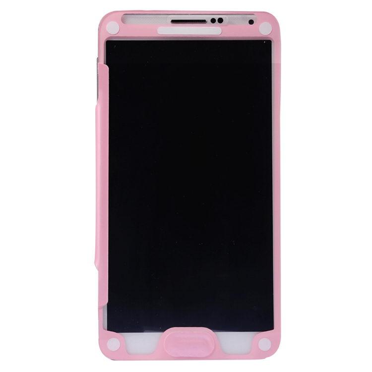 Чехол (книжка) BASEUS Bohem розовый для Samsung Note 3