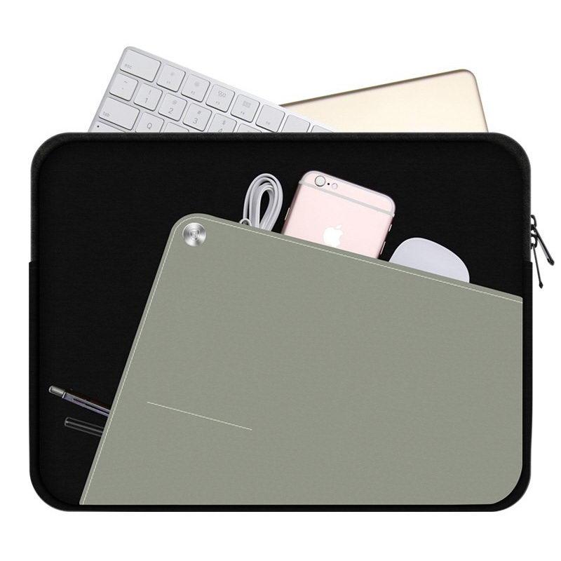 """Чехол (карман) Baseus Boyie черный + серый для iPad Pro 12.9"""""""