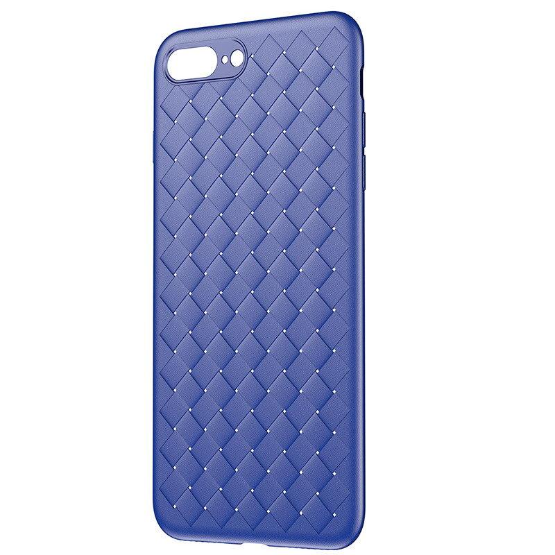 Чехол Baseus BV Weaving синий для iPhone 7 Plus/8 Plus