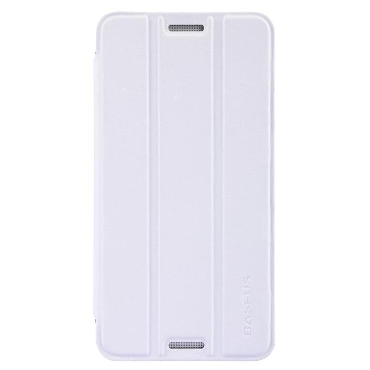 Чехол (книжка) Baseus Folio белый для HTC One MAX T6