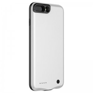 Чехол-аккумулятор Baseus Geshion 3650mAh белый для iPhone 7 Plus/8 Plus