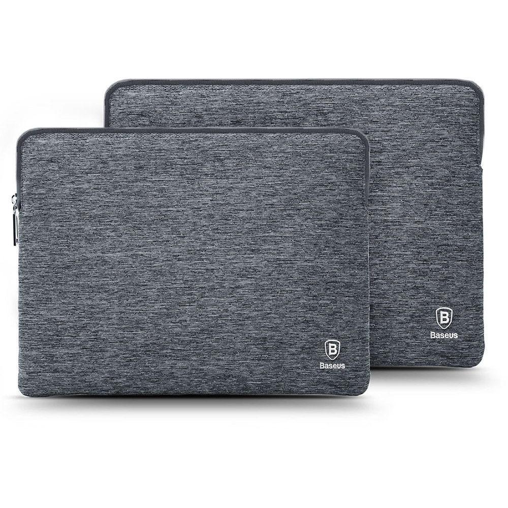 "Чехол (карман) Baseus серый для ноутбуков 13"""