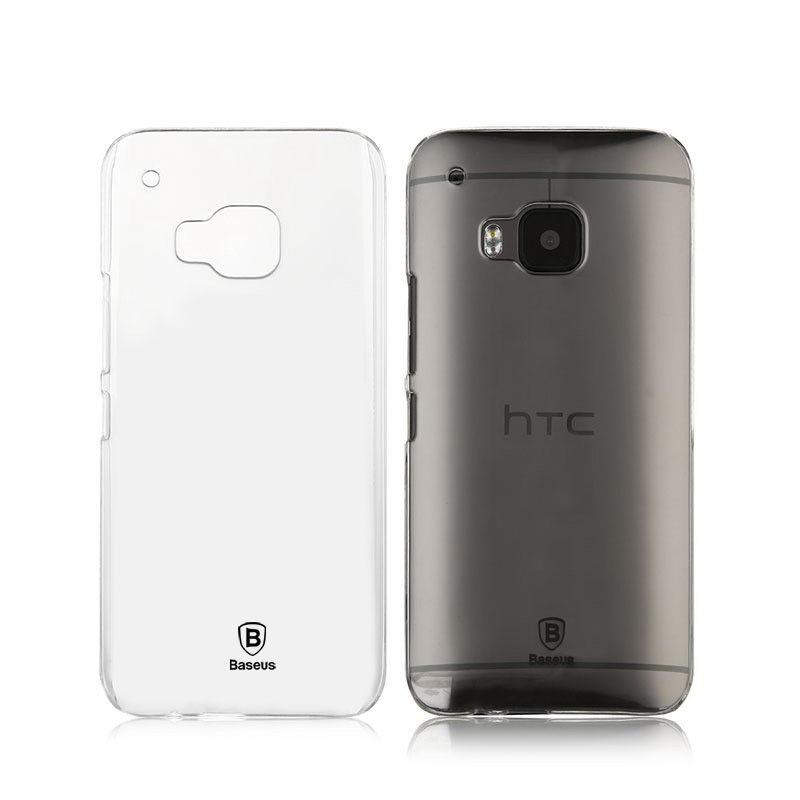 Чехол Baseus Sky прозрачный для HTC One M9