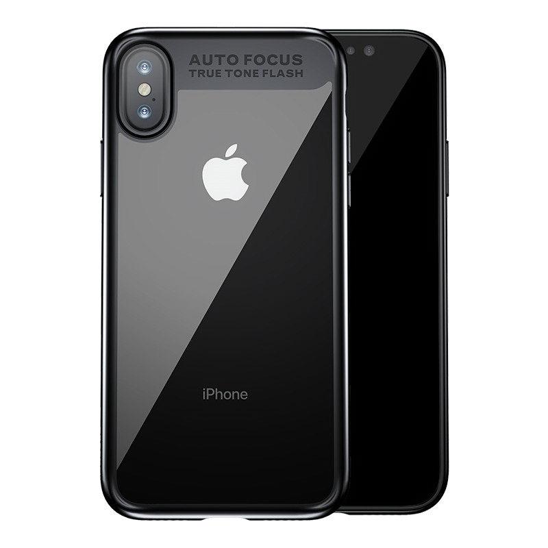 Чехол Baseus Suthin черный для iPhone X/XS