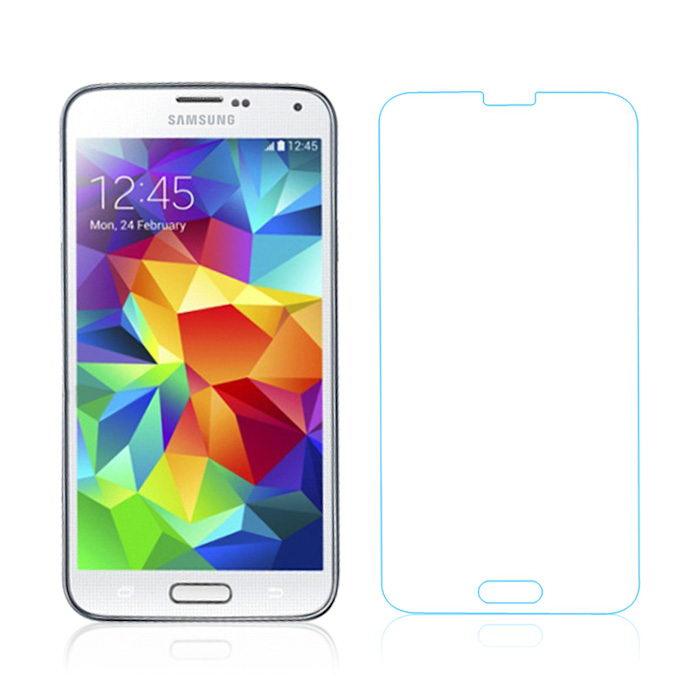 Защитная пленка BASEUS Eye-protection HD глянцевая прозрачная для Samsung Galaxy S5