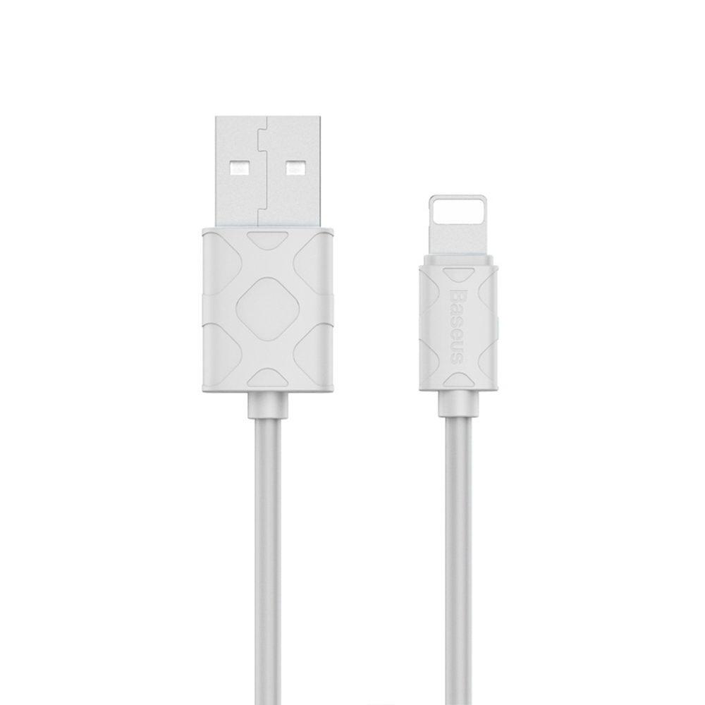 Кабель Micro-USB Baseus Yaven белый
