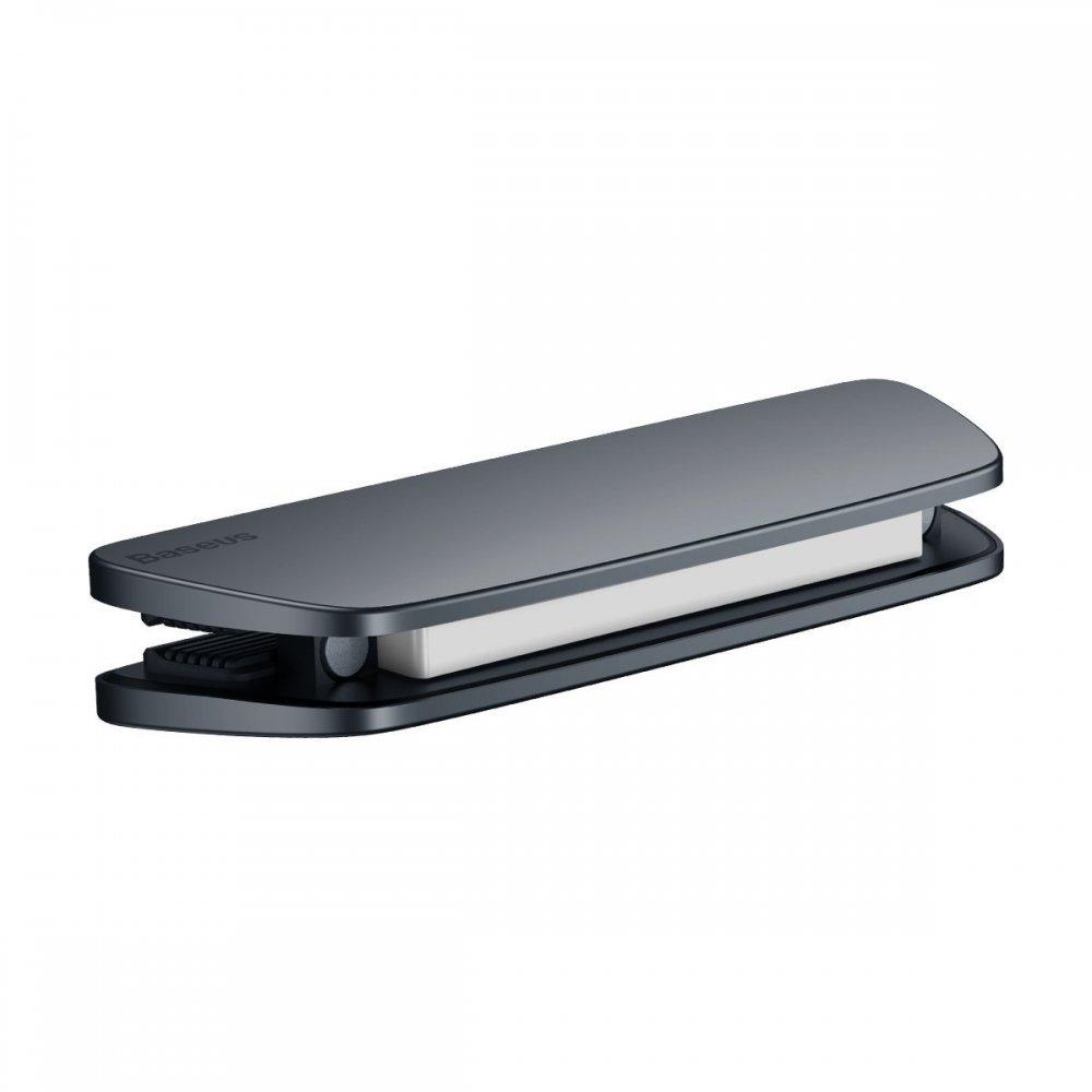 Ароматизатор Baseus Metal Paddle Car Air Freshener (SUXUN-MP01) черный