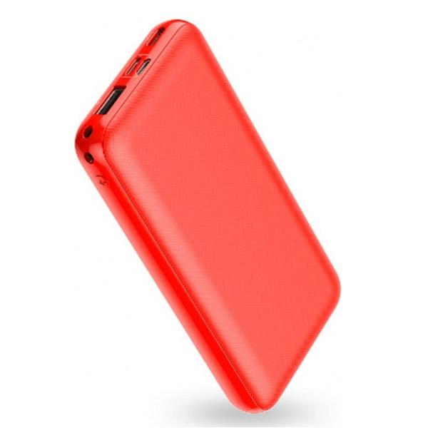 Внешний аккумулятор Baseus Mini Q PD Quick Charger Power Bank 20000mAh красный