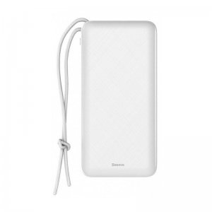 Внешний аккумулятор Baseus Mini Q PD Quick Charger Power Bank 20000mAh белый