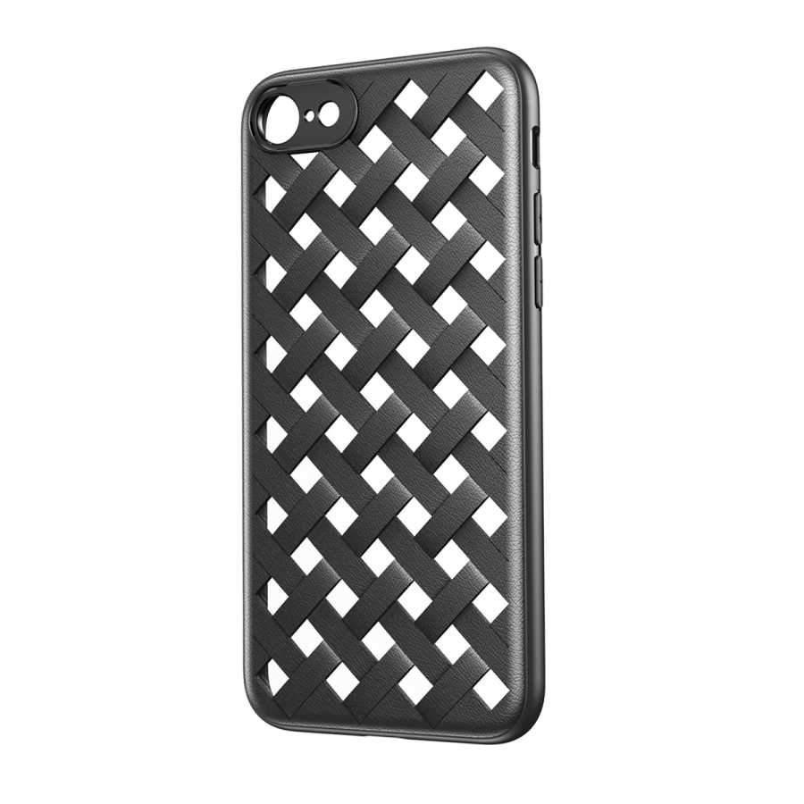 Чехол Baseus Paper-Cut черный для iPhone 8/7/SE 2020