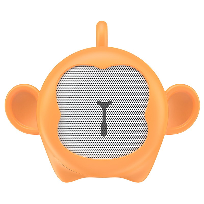 Портативная колонка Baseus Q Chinese Zodiac Wireless Monkey E06 оранжевая