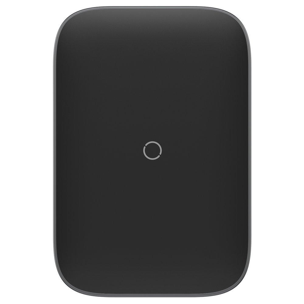 Беспроводное зарядное устройство Baseus Rib Horizontal and Vertical 15W (WXPG-01) черное