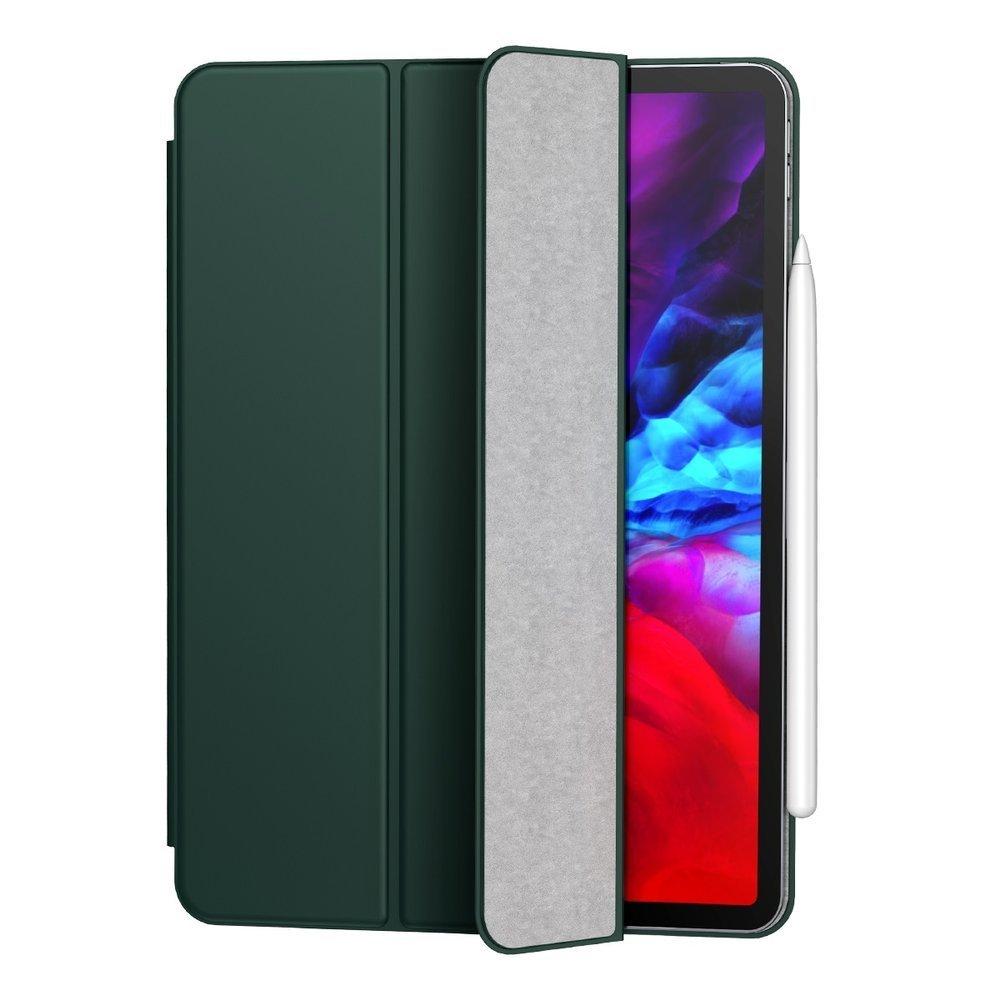 """Магнитный чехол-книжка Baseus Simplism Magnetic для iPad Pro 11"""" (2020) зелёный"""