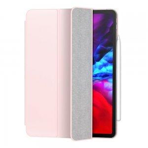 """Магнитный чехол-книжка Baseus Simplism Magnetic для iPad Pro 12.9"""" (2020) розовый"""