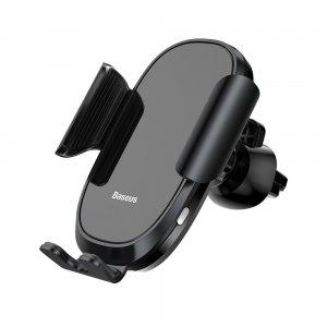Автомобильный держатель Baseus Smart Car Mount черный