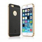 Чехол-накладка для Apple iPhone 6/6S - Baseus Fusion Pro золотистый